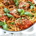 Braised Chicken Thighs in Roasted Tomato Sauce